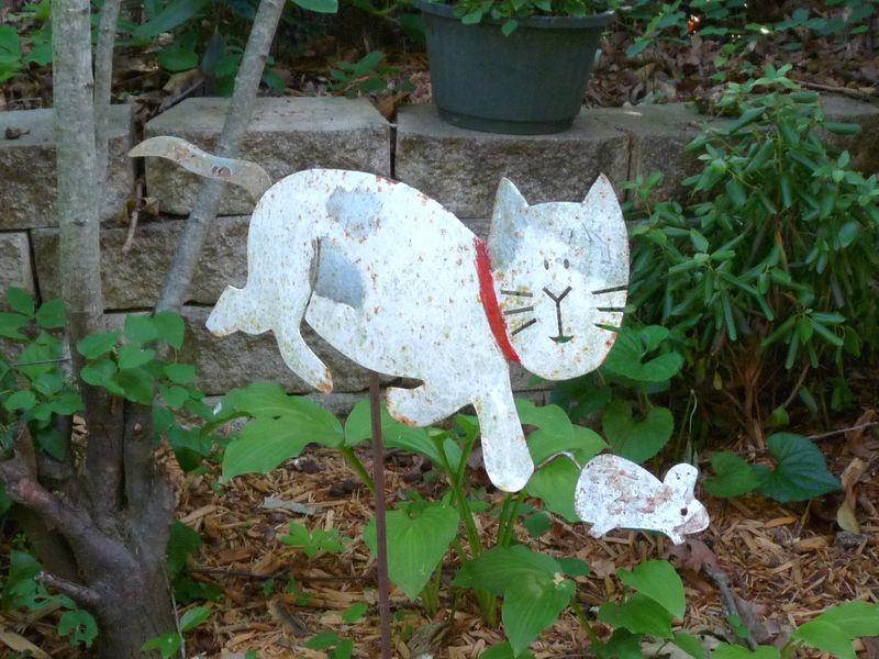 Nicholas garden cat 2